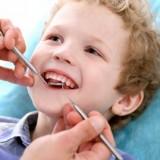 ترمیم دندان های شیری کودکان